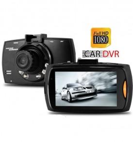 Camera DVR καταγραφικό,κάμερα αυτοκινήτου IR και κυκλικη λήψη - DVRG30 OEM