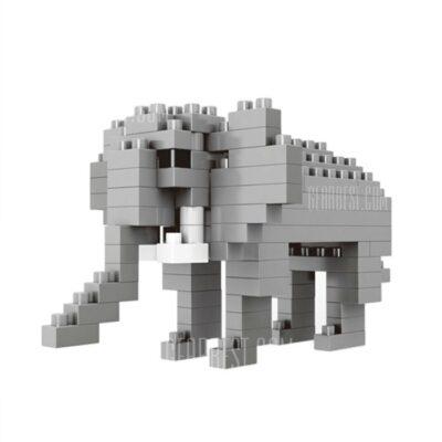 Τρισδιάστατο Puzzle Ελέφαντας 100 κομμάτια -  ΕΥ04 ΟΕΜ