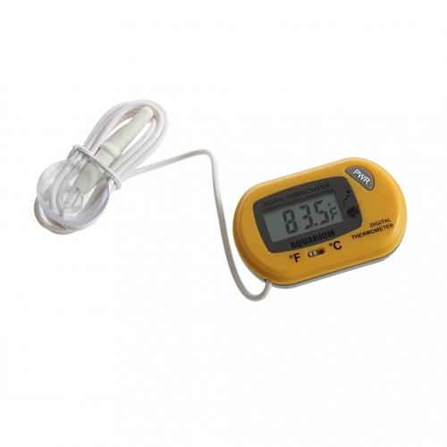 Θερμόμετρο ακριβείας με ψηφιακή οθόνη LCD και δυο μονάδες μέτρησης C / F - DIGI PSB