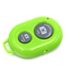 Ασύρματο κουμπί κάμερας τηλεφώνου Selfie Remote Shutter - BT124 OEM