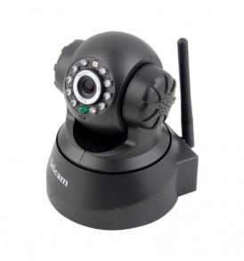 Ασύρματη IP Camera,απομακρυσμένος χειρισμός,υπέρυθρες, SD card slot- SRICAM TK16300
