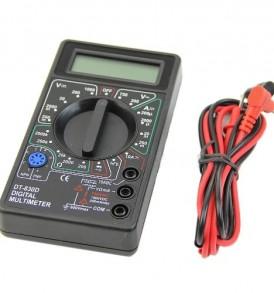 Ψηφιακό πολύμετρο ακριβείας με οθόνη LCD -  DT-830D ΟΕΜ