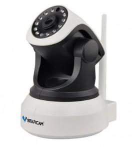 IP Wireless ρομποτική κάμερα,baby monitor,IR,SD card,720p-C7824WIP Vstarcam
