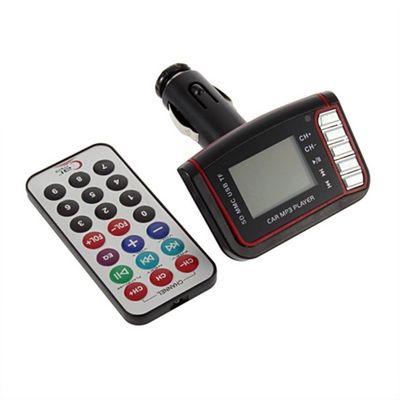 MP3 player αυτοκινήτου με οθόνη και κοντρόλ.Car mp3 player Transmitter  - OEM