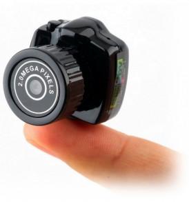 Mini DV & Spy Camera Βιντεοκάμερα Camcorder μικροσκοπική κρυφή κάμερα - ZCNEW
