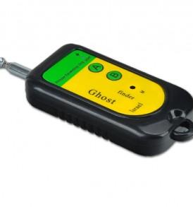 Ανιχνευτής κοριών ήχου και ασύρματης κάμερας σήματος R,F μπρελόκ - GHOST ΟΕΜ