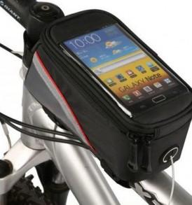 Θήκη ποδηλάτου για phablet κινητό τηλέφωνο μεγεθος μέχρι 5,7'' inches - ROSWHEEL