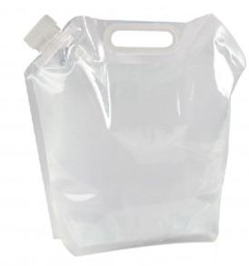 5 λίτρα Παγούρι νερού-υγρών,αναδιπλώμενο φορητό για κάμπινγκ  - BXAS OEM