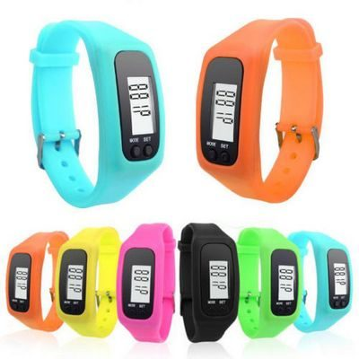 Pedometer,Αθλητικό ψηφιακό ρολόι,βηματόμετρο,μέτρηση θερμίδων,ώρα - XIQ OEM