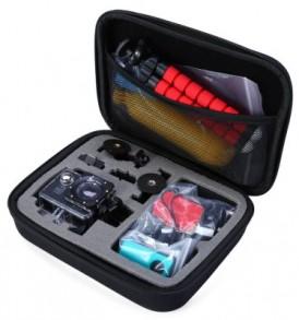 Ενισχυμένο βαλιτσάκι μεταφοράς για action camera και των αξεσουάρ της - XMS002 KIMI