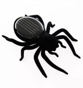 Ηλιακή αράχνη ταραντούλα με ηλιακό πάνελ,κινείται με ηλιακή ενέργεια - EY03 OEM
