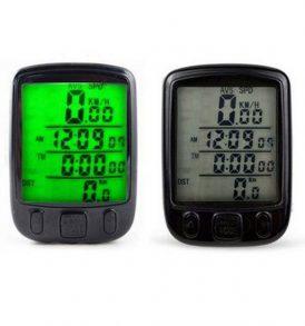 Αδιάβροχο πολλαπλό ταχύμετρο-υπολογιστής ποδηλάτου - SD563A SUNDING