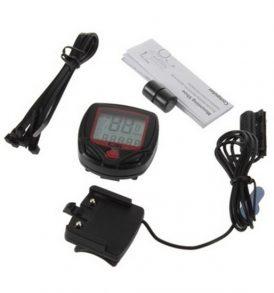 Ταχύμετρο κοντέρ μετρητής αποστάσεων/χρόνου υπολογιστής ποδηλάτου - SD548B SUNDING
