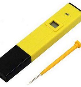 Ψηφιακό Ph tester, Ηλεκτρονικός μετρητής  Ph νερού για ενυδρείο - PH-107 OEM