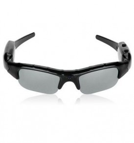 Spy camera, Γυαλιά κρυφή Κάμερα σε σκληρή θήκη μεταφοράς - DIVIGLASS OEM