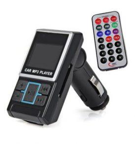 CAR MP3 Player ασύρματο transmiter με τηλεκοντρόλ,είσοδος για USB / SD – ECO3 OEM