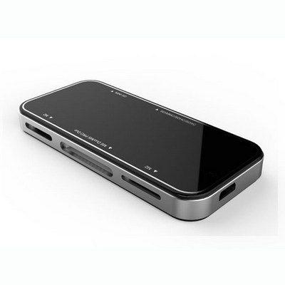 Όλα σε 1, Multi Memory Card Reader για όλες τις κάρτες TF SD SDHC - SY631 SIYOTEAM