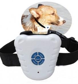 Αντιγάβ Κολάρο εκπαίδευσης σκύλου υπερήχων για το γαύγισμα με ρυθμίσεις  - SP1 OEM