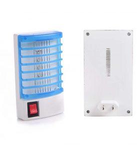 Ηλεκτρικό εντομοκτόνο με λάμπα LED και αντιστάσεις,για 20τμ.  ALO99 OEM
