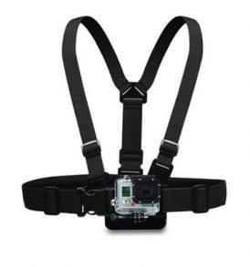 Βάση στήθους action camera ιμάντας γιλέκο ζώνη / Chest Body Strap Belt Mount - B4A OEM