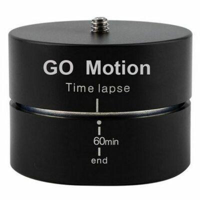 360° αυτο περιστρεφόμενη βάση κάμερας / Panoramic Rotating Time Lapse Stabilizer - 60 ANDOER