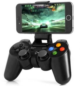 Ασύρματο bluetooth Gamepad για Τηλέφωνο,TV BOX και PS3 - N13017 OEM
