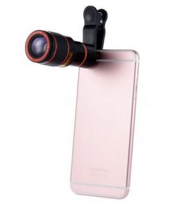 12X ισχυρός οπτικός τηλεφακός ζουμ για όλα τα κινητά τηλέφωνα - PA3 OEM