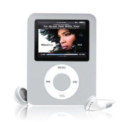 Ψηφιακό MP3, MP4 Player,Ebook ραδιόφωνο, φωτογραφίες, βίντεο, Slim1.8 OEM