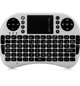 Ασύρματο Airmouse keyboard,remote control,με touchpad - NM00 OEM