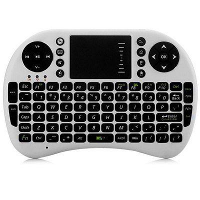 Ασύρματο Airmouse keyboard,remote control,με touchpad - NM00 OEM