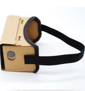 DIY Cardboard Virtual Reality 3D γυαλιά με ιμάντα για τηλέφωνο 4.7'' / 5.5'' - GCAD OEM