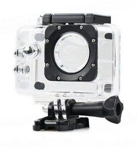Yποβρύχια αδιάβροχη θήκη 30μ για action camera EKEN H9,SJ4000, SJ4000Plus - OEM