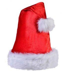 Χριστουγεννιάτικος Σκούφος Άγιου Βασίλη / ξωτικό μέγεθος  54cm περίμετρος  - ZK213 OEM