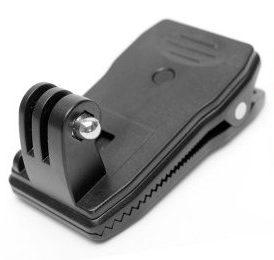 Μανταλάκι στήριξης για Action cameras με περιστροφή 360 μοιρών -  EB10  FAT CAT
