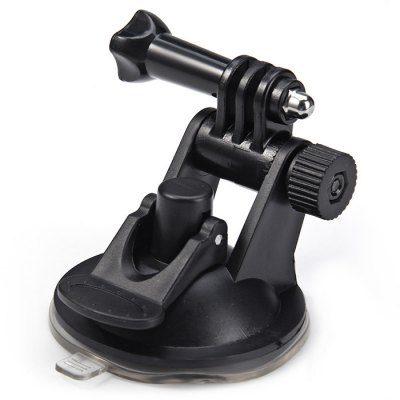 Χαμηλή βάση στήριξης Action Camera σε αυτοκινήτο,σκάφος,βεντούζα,βίδα - AT464 OEM