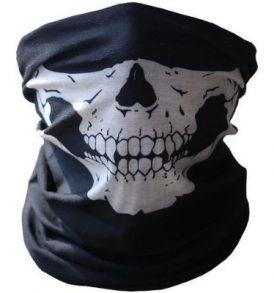 Μπαλακλάβα, μάσκα λαιμού,κρανίο σκελετός Skeleton Ghost Skull Face - OS12 OEM