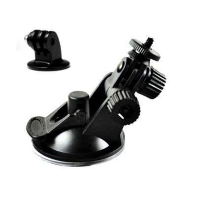 Βάση στήριξης Action Camera σε αυτοκινήτο, σκάφος, με βεντούζα και mount - AT61 OEM