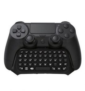 P4 Bluetooth Keyboard Controler, Ασύρματο πληκτρολόγιο για Playstation 4 - TP4 OEM