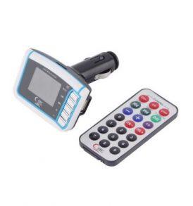 MP3 player αυτοκινήτου με οθόνη και κοντρόλ. Car mp3 playerTransmitter QX593 - OEM