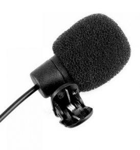 Multimedia μίνι μικρόφωνο ηλεκτρονικού υπολογιστή / κινητού με μανταλάκι  - D09 OEM