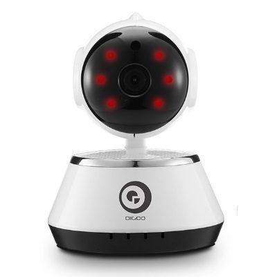 Ρομποτική διακριτική 720p ασύρματη IP Camera ,baby monitor,IR,SD card - BB-M1 DIGOO