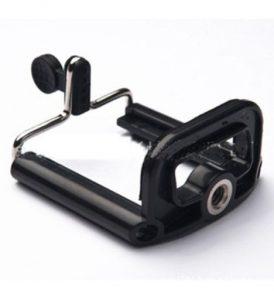 Στήριγμα Holder clip κινητού τηλεφώνου για όλα τα τρίποδα και τα selfie sticks - GDJ280 OEM