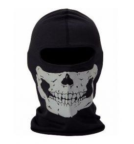 Μπαλακλάβα full face ,κρανίο σκελετός Skeleton Ghost Skull Face - WB04 OEM