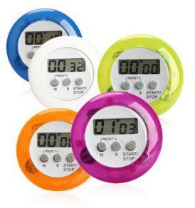 Timer ψηφιακό χρονόμετρο,χρονοδιακόπτης με alarm και αντιστροφη μέτρηση - LR44 OEM