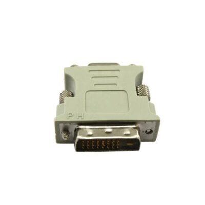 Αντάπτορας Η/Υ DVI 24P+5 αρσενικό σε VGA HDB15 θηλικό.CMP COMP - AD317 OEM