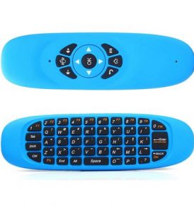 Ασύρματο Fly Airmouse keyboard remote control, Επαναφορτιζόμενο – C120 QWERTY