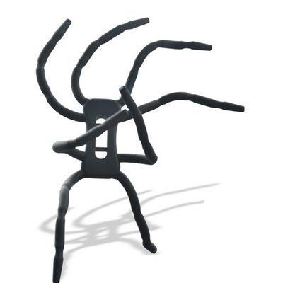 Βάση απο έυκαμπτο υλικό για κινητό τηλέφωνο και GPS, χταπόδι / αράχνη - CAR0820 ΟΕΜ