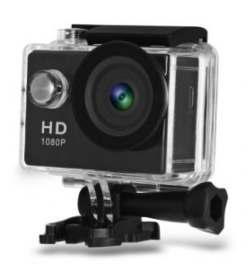 1080p Action Camera Sunplus 1521A, υποβρύχια κάμερα με 2'' LCD οθόνη  -  A9 HD OEM