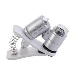 60X Optical Zoom Lens ,Φακός ζούμ μικροσκόπιο για κινητά smartphones  - CM1085 OEM