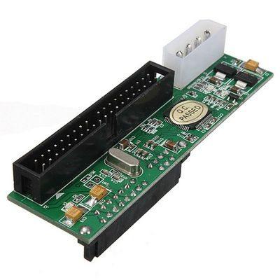"""Μετατροπέας SΑΤΑ θηλ. σε PATA IDE 40pin αρσ. Converter Adapter για δίσκους  3.5"""" - ΟΕΜ"""